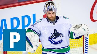 Vancouver Canucks goalie Braden Holtby on shutout loss to Calgary Flames   The Province