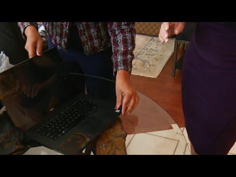 Recalled laptop batteries pose risk