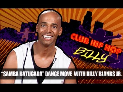 Cardio Dance Hot Move: Samba Batucada- Billy Blanks Jr.