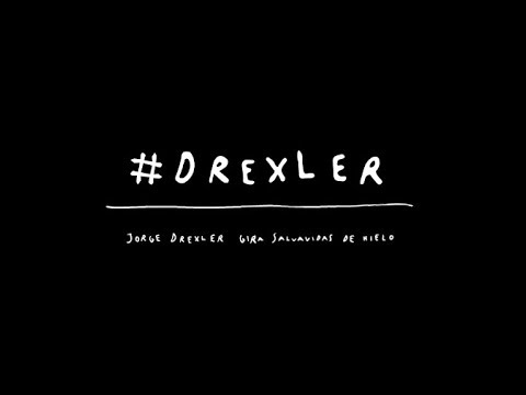 Jorge Drexler pieza documental Gran Rex OCT 2017 Gira Salvavidas de Hielo