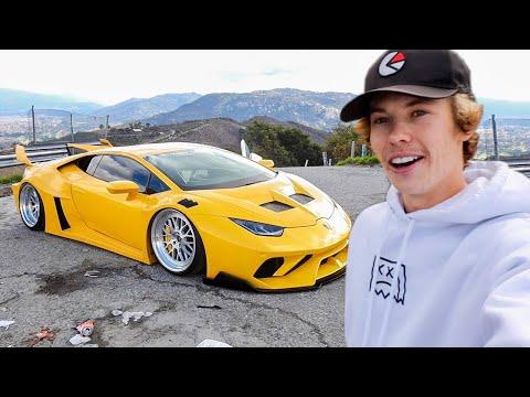 Taking Delivery Of My WideBody 1000HP Lamborghini! (DREAM COME TRUE)