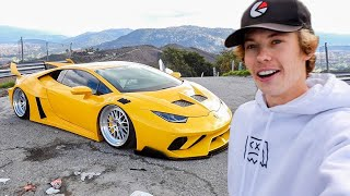 Taking Delivery Of My WideBody 1000HP Lamborghini! (DREAM COME TRUE)