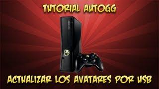 Tutorial Autogg Actualizar los avatares por usb