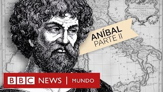 Aníbal - Parte 2: el general cartaginés que se enfrentó a Roma    BBC Extra / Видео