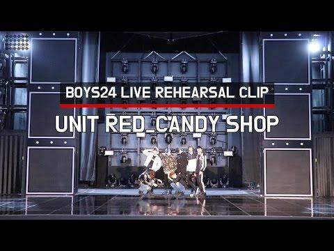 [BOYS24 LIVE] BOYS24 LIVE REHEARSAL CLIP #02 Unit Red