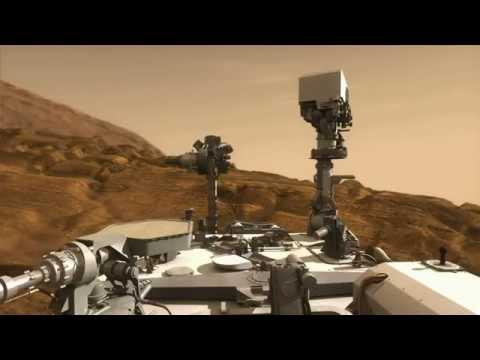 mars curiosity landing animation - photo #16