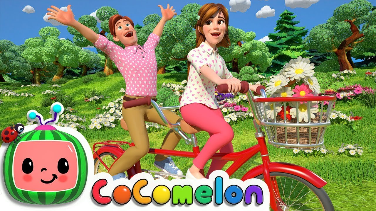 Download Daisy Bell (Bicycle Built for Two)   CoComelon Nursery Rhymes & Kids Songs