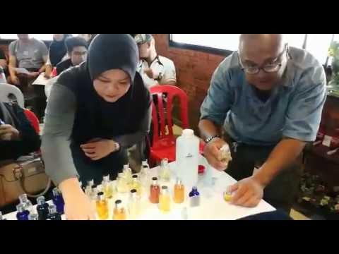 Perfume Making Kuantan 20170211-02
