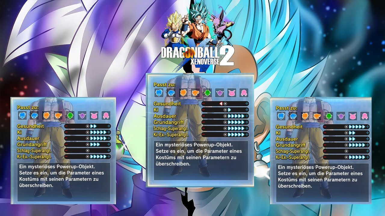Best Qq Knall Lvl 6 I Dragon Ball Xenoverse 2 Youtube