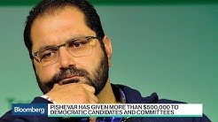 Shervin Pishevar Takes Leave After Misconduct Claims