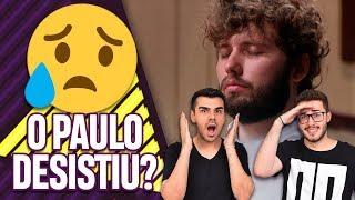 MASTERCHEF PROFISSIONAIS: O QUE ACONTECEU COM PAULO?! EP 05 | TEMP 03! | Virou Festa