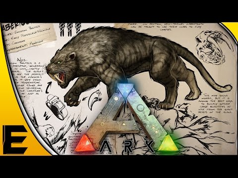 ARK: Survival Evolved Gameplay Information! - Dinosaur Info & Implications, Raptor, T-Rex & More!