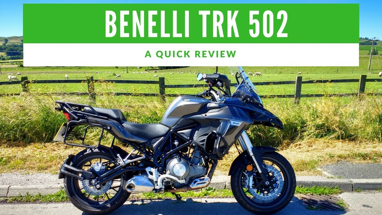 Motorcycle Review — Benelli TRK 502  Is this the best value