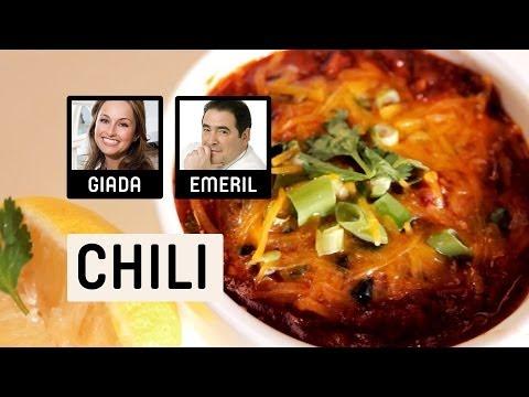 Recipe Wars - Chili
