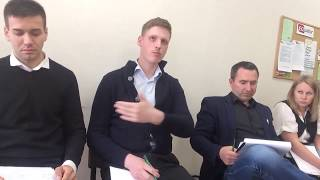 Отзыв о обучении, тренинг для риэлторов в Санкт Петербурге | Риэлтор Недвижимость Санкт Петербург