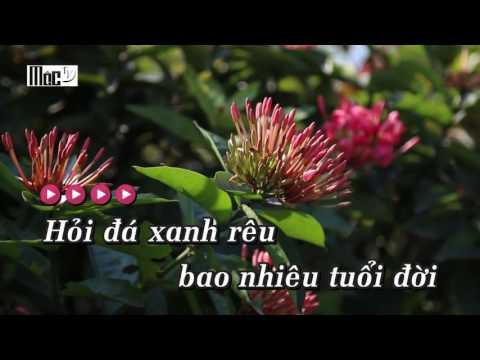 [Karaoke HD] - Beat Chuẩn || Lệ Đá  - Bằng Kiều