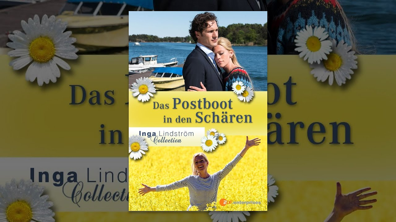 Inga Lindström Das Postboot In Den Schären