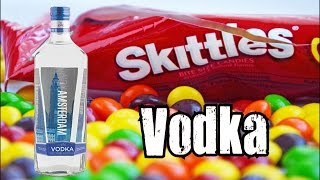 Skittles Vodka - Hard Liquor Creations