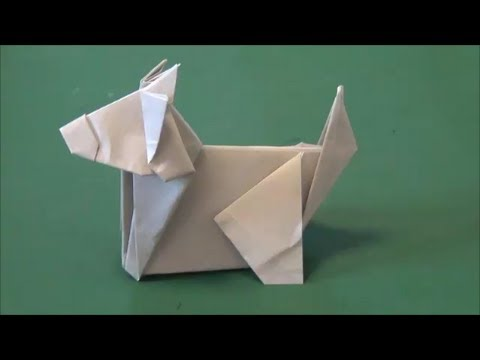 「うし」折り紙Coworigami