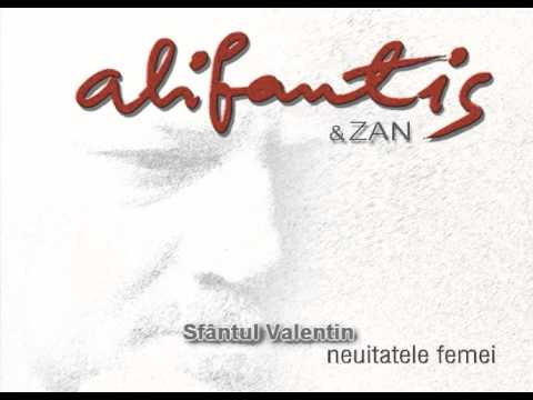 Alifantis si Zan Sfantul Valentin