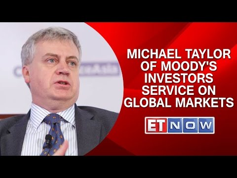 Market Expert Michael Taylor Of On Moody's Investors Service On Global Markets & More