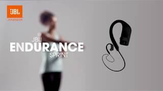 JBL Endurance  SPRINT   How to use the Touch Control