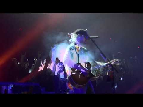 ERIC CHURCH with Brantley, 2012, Madison WI