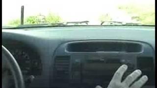 White Toyota Camry 2005 : Mechanics and Controls