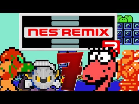 Let's Play NES Remix 2 Part 7: Kirby vs. Meta Knight