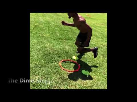 Pooka Williams Workout 04012018 x TheTeamFuseCamp