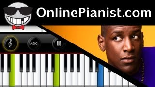 Labrinth ft. Emeli Sande - Beneath Your Beautiful - Piano Tutorial