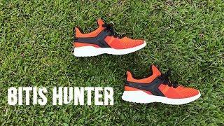 [Review + Mã giảm giá] Giày thể thao Bitis Hunter X Evolution 2K18 mới | Kimi Runner Review