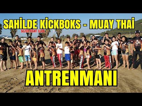 Kickboxing - Muay Thai Beach Training