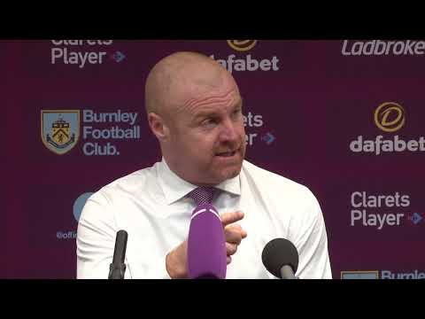 Dyche 'delighted' with Burnley reaction