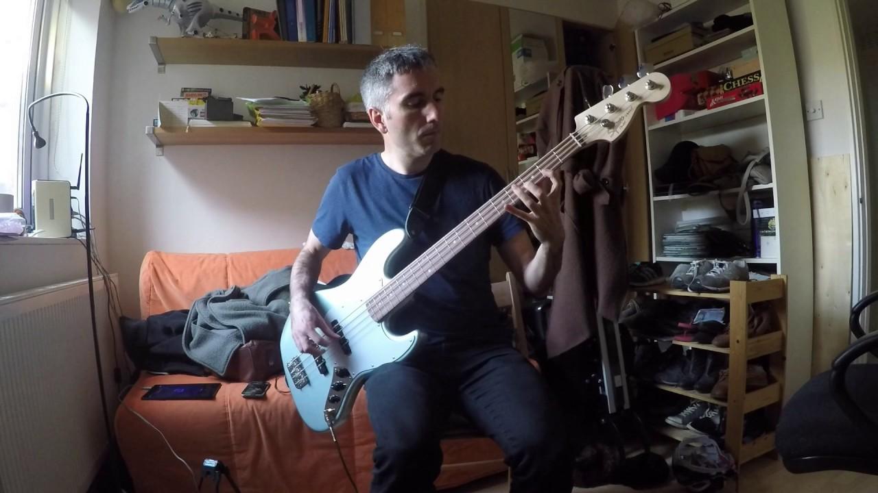 simple jazz blues walking bass line youtube. Black Bedroom Furniture Sets. Home Design Ideas