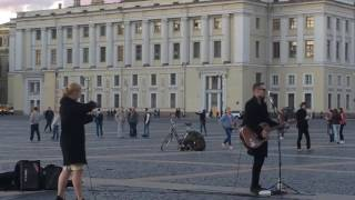 Гитара + скрипка