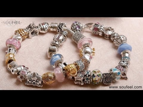 Review Pandora Charm Dupes Soufeel Jewerly Charms