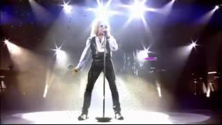 Michel Polnareff  Je suis un homme (live)