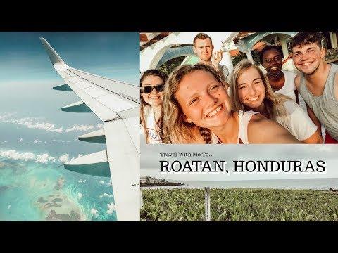 I went to HONDURAS?!?!?!?