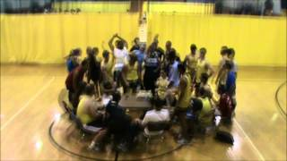 Vernon Track and Field: Harlem Shake