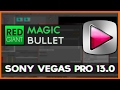 HOW TO GET MAGIC BULLET LOOKS FOR SONY VEGAS IN 3 MINUTES! *WORKING 2017!*