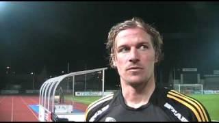 Tjernström efter Kalmar- AIK