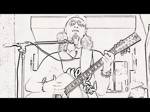 Imagine - John Lennon | cover (Live) | The Entire Band - Santa Monica, Promenade Street