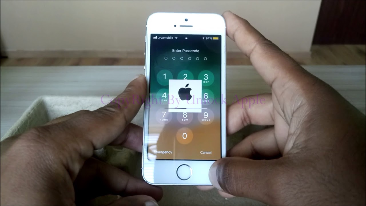 how to use icloud on iphone 5s