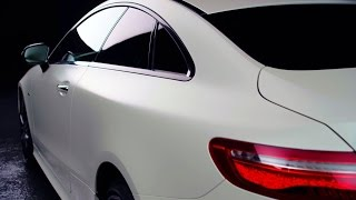 The new E-class Coupe Design #eclasscoupe