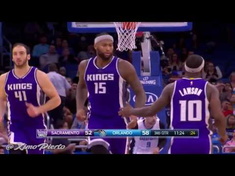 Sacramento Kings vs Orlando Magic   Full Game Highlights  November 3, 2016  2016 17 NBA Season