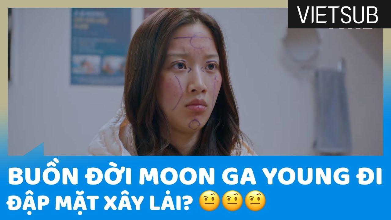 [Tập 13] #TrueBeauty Buồn Đời 😫😫😫 Moon Ga Young Đập Mặt Đi Xây Lại??? 🤨🤨🤨 🇻🇳VIETSUB🇻🇳