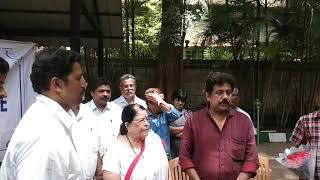 """""""Gandhi Jayanthi"""" Celebration in Press Club of Bangalore"""