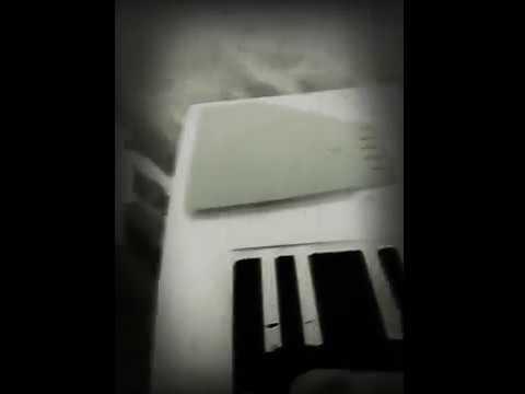 I Tryed Playing The Techno Beat Electronic Keyboard Youtube