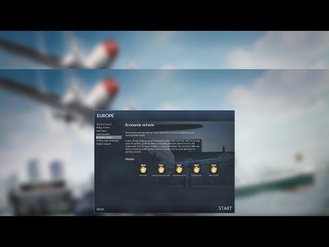 Transport Fever - EU Mission 5 - 5 Medals